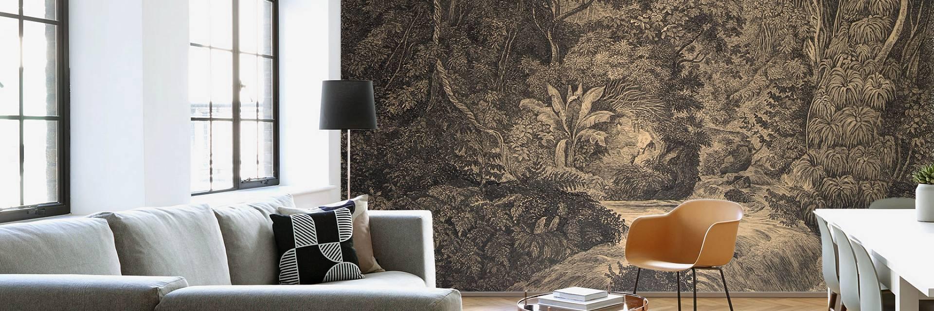 Behang Met Afbeelding.Haal De Natuur In Huis Met Onze Behangen En Prints Naturalis