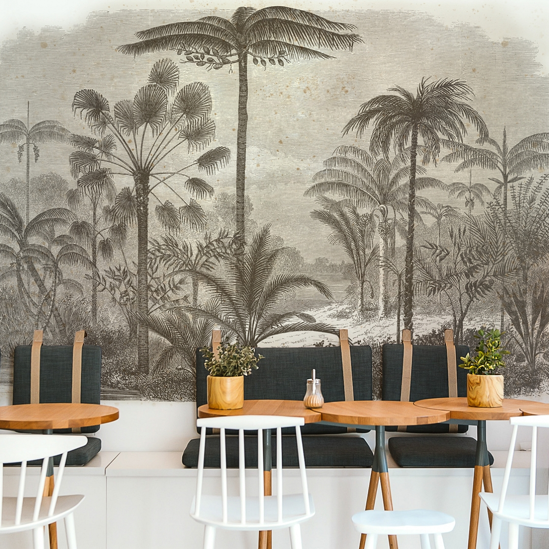 Behang Met Afbeelding.Behang Op Maat Naturalis Unlimited Behang Muurposters Murals
